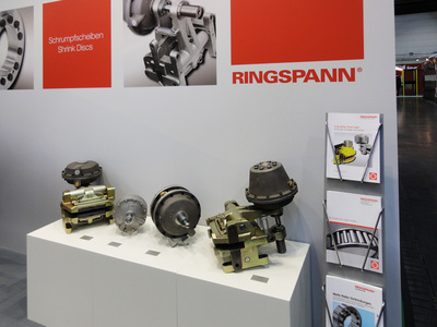 Big Brake Calipers from Ringspann